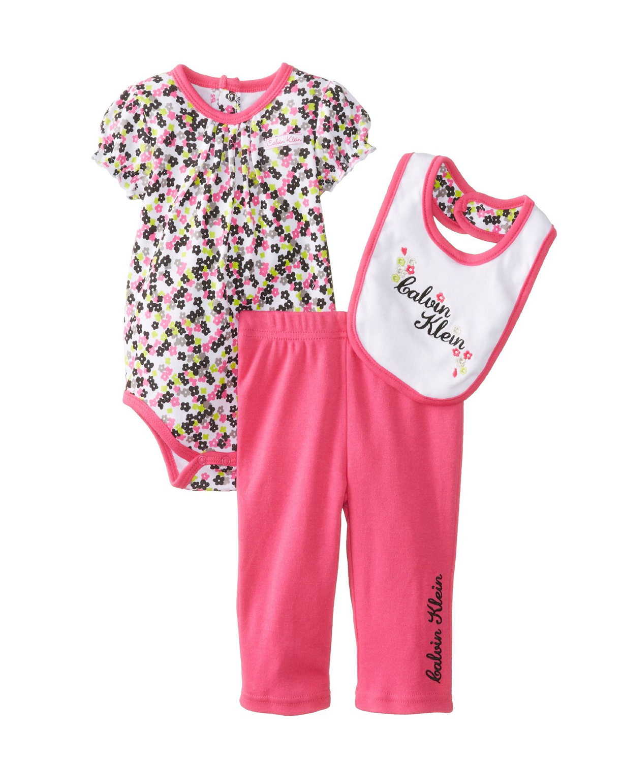 02838d981 Pink Calvin Klein Printed Baby Girl Bodysuit with Pull On Pants - Baby  Clothes, Baby Clothing, Baby Bodysuits, Baby Boy Clothes, Baby Girl Clothes,  ...