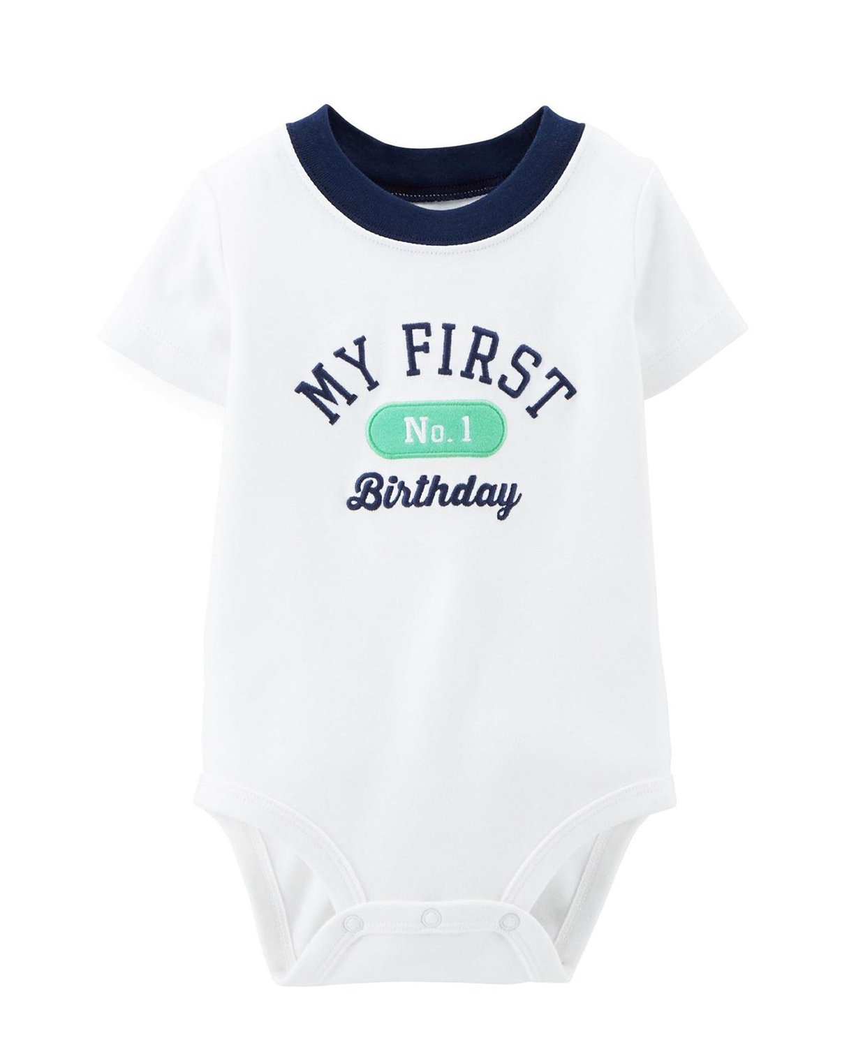 Cute Carter's Baby Boys' Birthday Bodysuit (Baby)