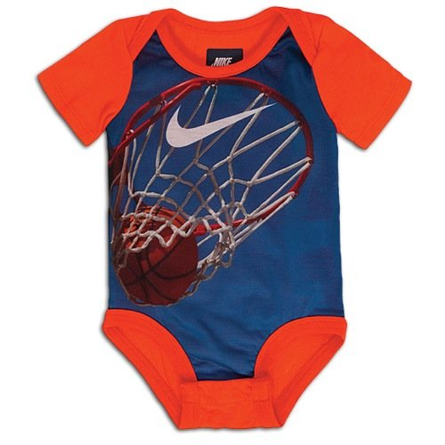 3068d26ab Nike Creeper bodysuit & Hat 2 pc basketball Set - Baby Boy (9/12M ...