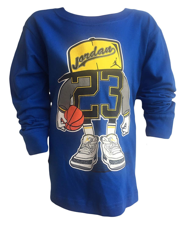 94dadf8e9af Air Jordan Graphics Boys' Jersey T-Shirt Top - Baby Clothes, Baby ...