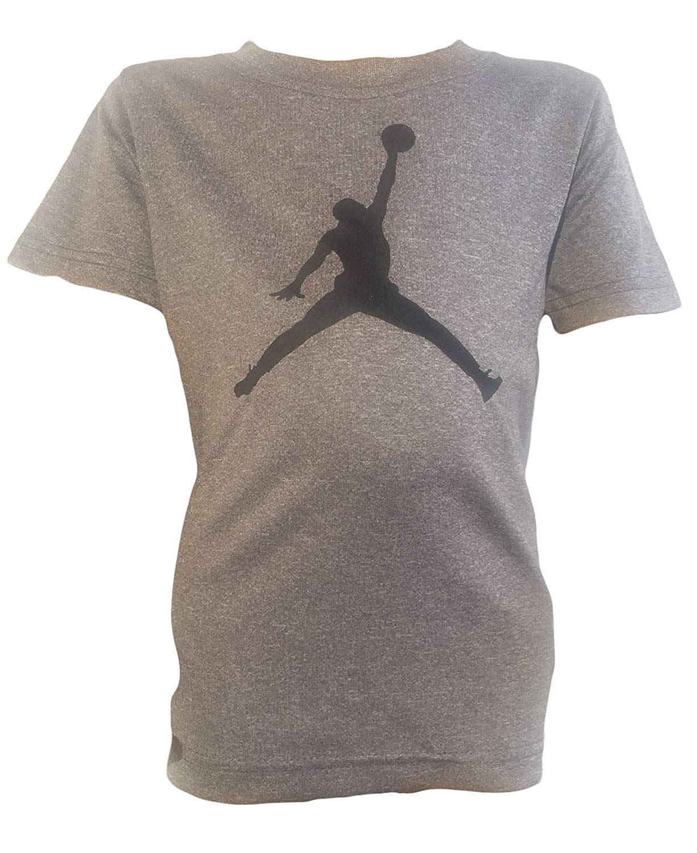 e403a37eadb17f Air Jordan Jumpman Boys  Jersey T-Shirt Top - Baby Clothes