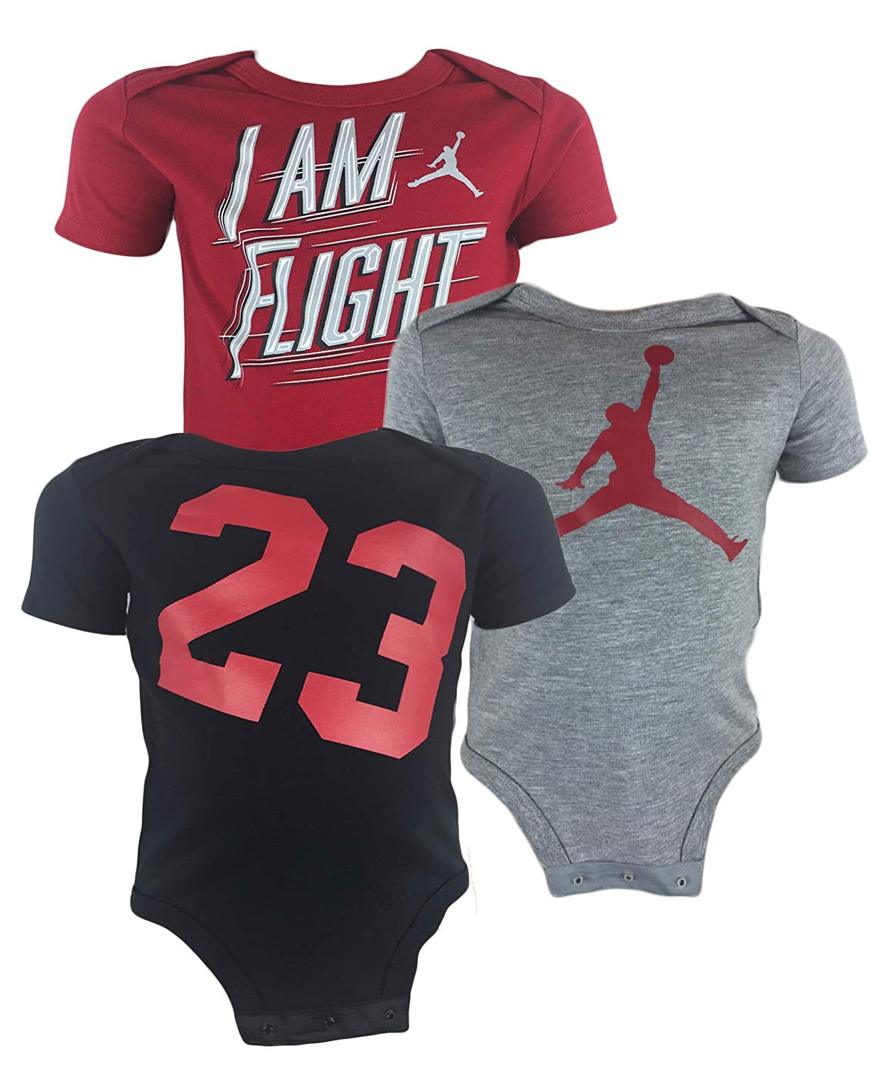 b8e7d862422 Kids Boys: Air Jordan Infant Baby Bodysuit Set - Baby Clothes, Baby ...