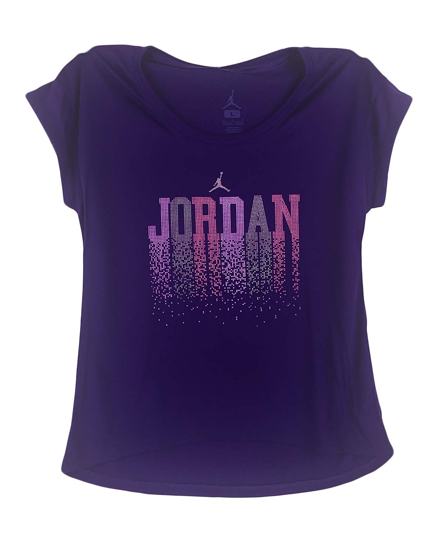 45a0f61d5dc Air Jordan Active Graphics Boys' Jersey T-Shirt Top - Baby Clothes ...