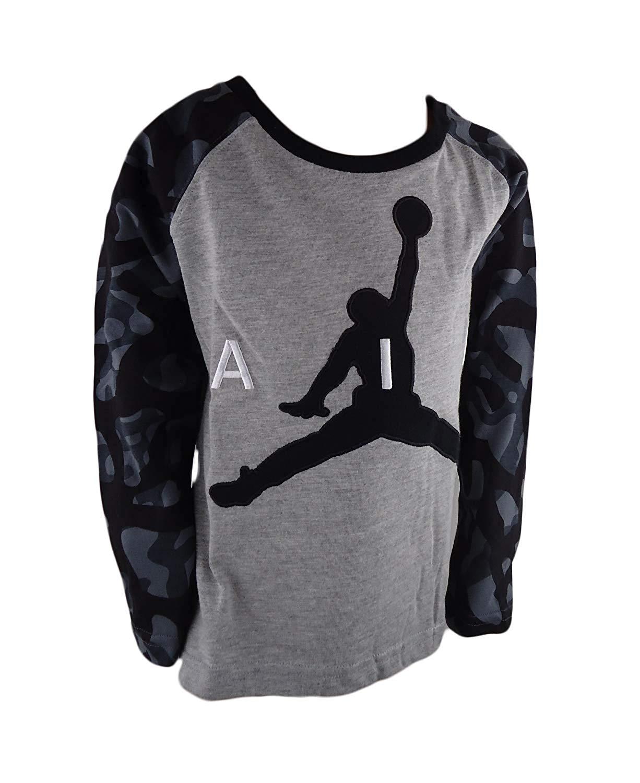 1171ddff37dc Boys  Air Jordan Long Sleeve Jersey - Baby Clothes