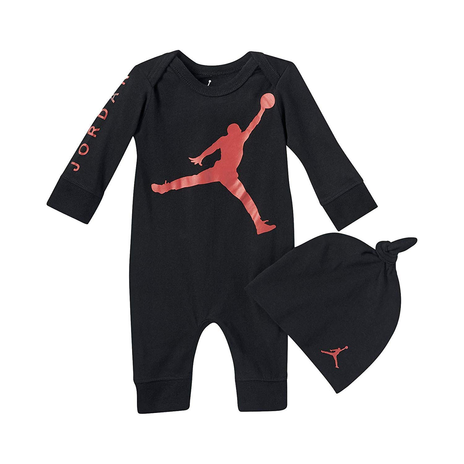 best service bbd9e 403a6 Baby Boys  Air Jordan Infant Jump-man Coverall