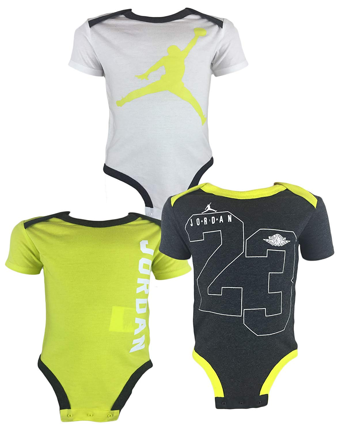 973f590216f NIKE Air Jordan Toddler Child Bodysuit Set - Baby Clothes, Baby ...