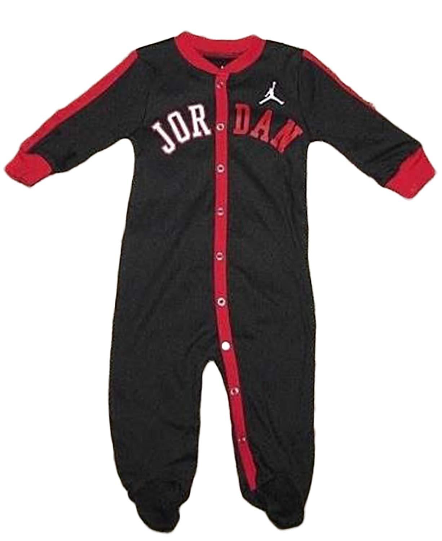 Baby Boys: Air Jordan Coverall Bodysuit