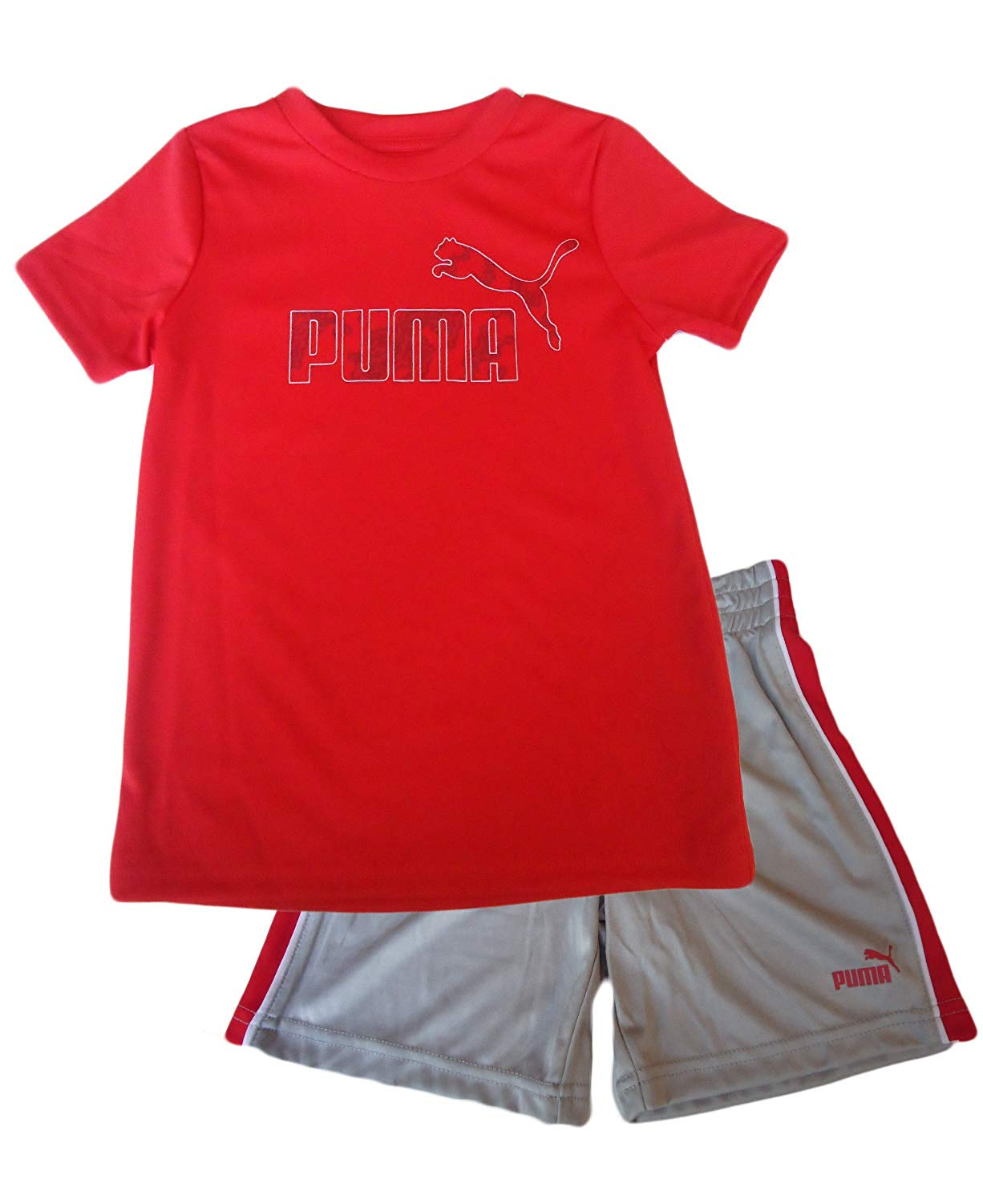 fc18509ee39 Toddler Boys: PUMA 2PC Tee and Short Set - Baby Clothes, Baby ...