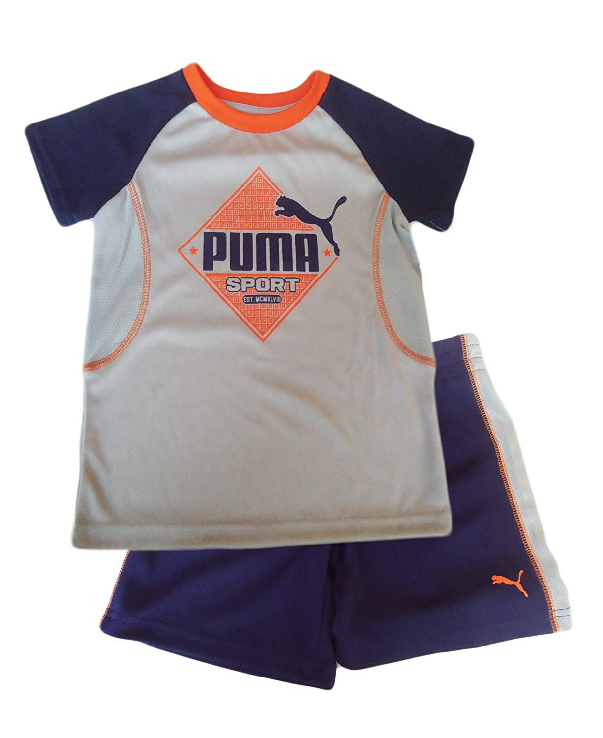 Prisión lema un poco  Toddler Boys: PUMA Boys Active 2PC Set - Baby Clothes, Baby Clothing, Baby  Boy Clothes, Baby Girl Clothes, cheap name brand clothes for kids,toddler  name brand clothes,cheap name brand baby clothes,toddler boy