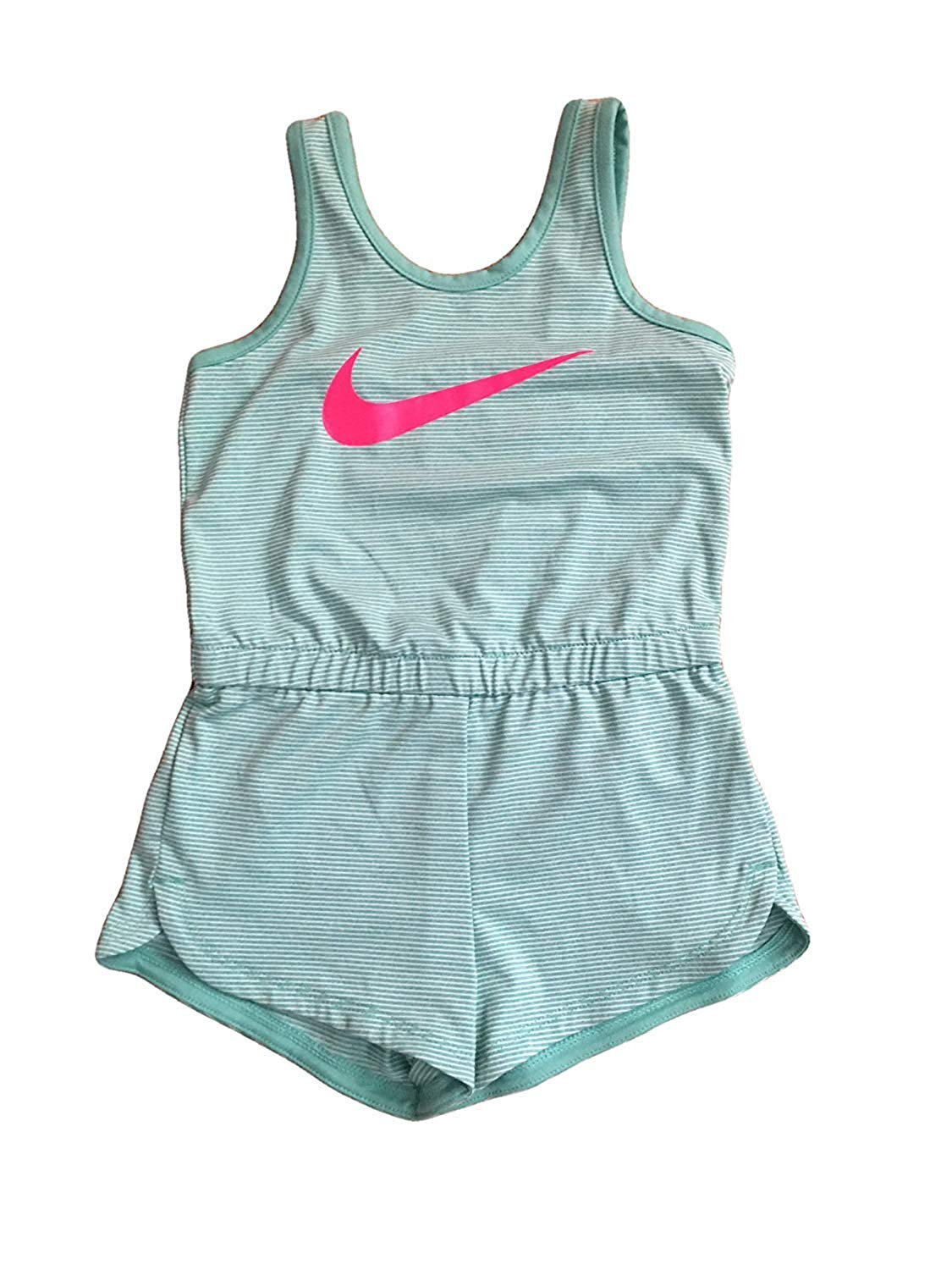 Toddler Girl:NIKE Dri-Fit Sports Romper Dark - Baby Clothes, Baby